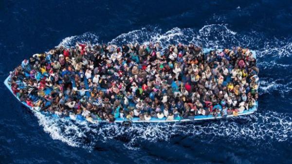 barca emigrantes