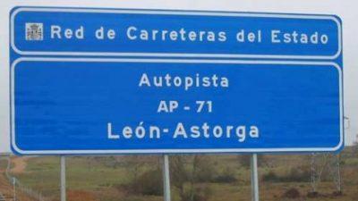 autopista leon astorga 1