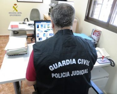 03-06-16-Estafas Guardia Civil
