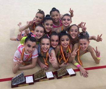club ritmo medallas 1