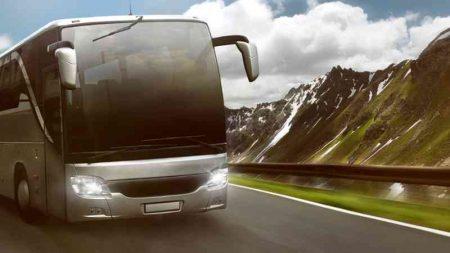 autobus viajeros