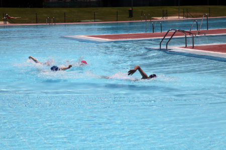 piscinas municipales de León