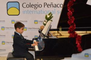 Peñacorada participantes en los conciertos de Navidad