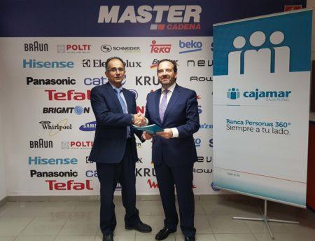 Convenio Master Cadena - Cajamar